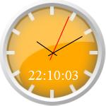 Clock #07